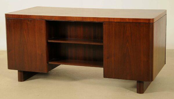 Bauhaus Schreibtisch aus Palisanderholz