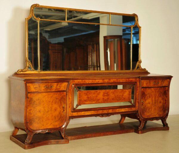 Repräsentatives Art Deco Buffet
