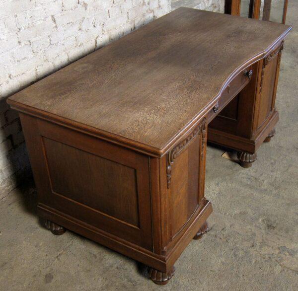 Berliner Eiche Schreibtisch