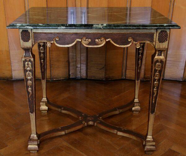 Höfischer Barock Tisch