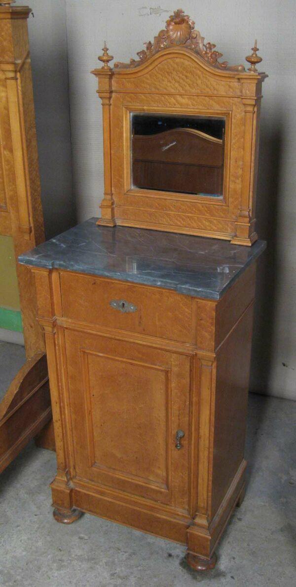 Kleines Gründerzeit Schlafzimmer