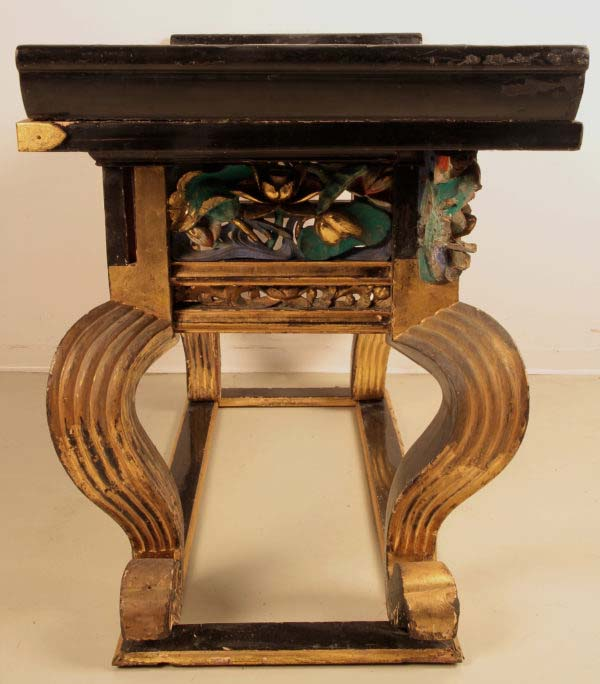 Chinesische Konsole gefertigt um 1880