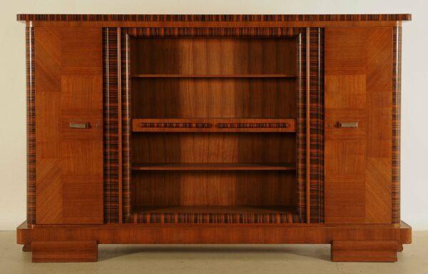 Eleganter Art Deco Barschrank