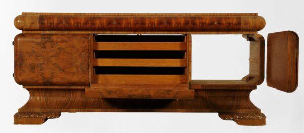 Monumentales Art Deco Sideboard