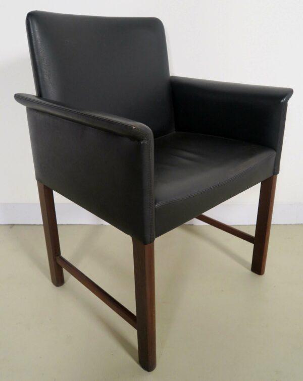 Drei elegante Vintage Sessel