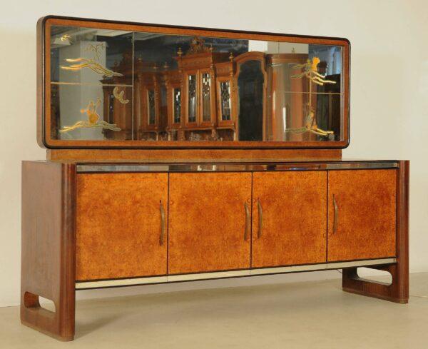 Art Deco Sideboard im schönen Design