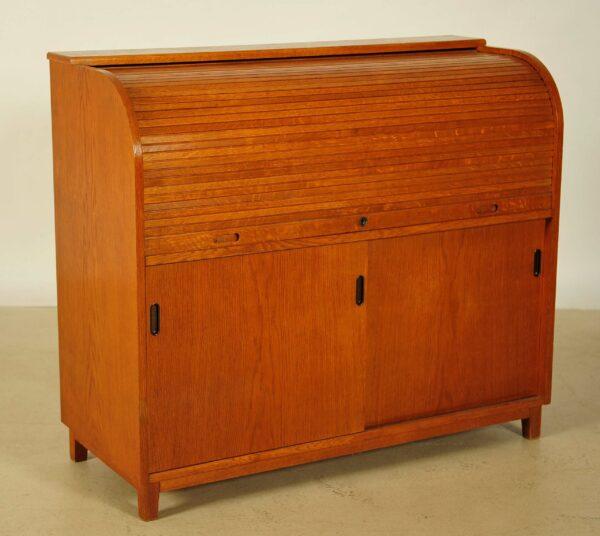 Eleganter Schreibtisch aus den 60er Jahren